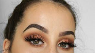Gradient Fall Makeup Tutorial
