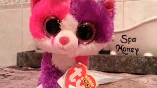COLD WATER CHALLENGE (Beanie Boo Style)