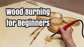 getlinkyoutube.com-(The Basics) How to Wood Burn