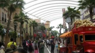 getlinkyoutube.com-Exploring Singapore Day 3 (March 17, 2012) Universal Studios Singapore - Part 1