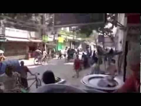 Bangladesh Food - Bangladesh Street Side Food Biryani