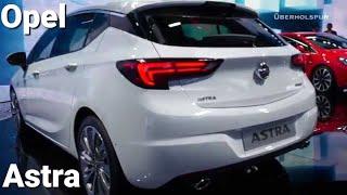 getlinkyoutube.com-Opel Astra K - Exterior/Interior View - Different Colors (IAA 2015)