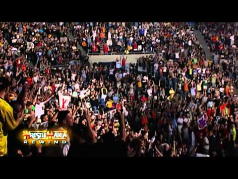WrestleMania Rewind Shawn Michaels vs  Chris Jericho at WrestleMania XXIX   Tuesday on WWE Network