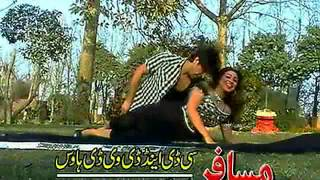 getlinkyoutube.com-ARBAZ KHAN AND DWA QURESHE PASHTO 2012 DRAMA SONG CHE KUM KUWA GURAM FULL HD