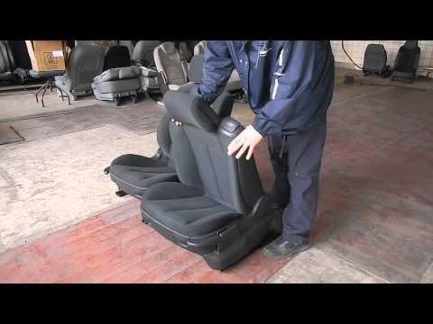 RNM-1 Renault Megane - передние откидные сиденья