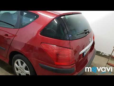 Как снять карту двери Peugeot 407/Yow to remove door card Peugeot 407