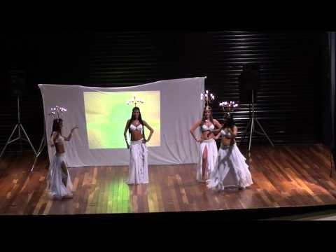 Projeto  Bailarina abertura- Cia SHAMSA NUREEN