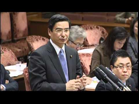 山本博司(参議院予算委員会質疑 2012.3.16)