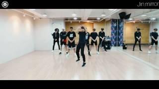 [Mirrored Slow 75% Dance Practice] 몬스타엑스 (MONSTA X) _ 네게만 집착해 (Stuck)
