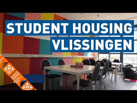 Student Housing APV De Ruyter in Vlissingen: Video Tour | HZ University of Applied Sciences