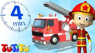 getlinkyoutube.com-TuTiTu Specials | Fire Truck | Toys and Songs for Children