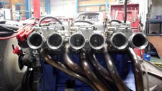 getlinkyoutube.com-L28改3.1Lエンジン+ソレックス50