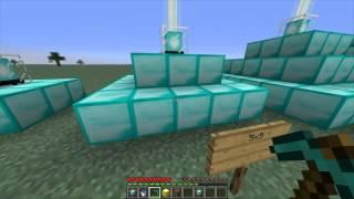 getlinkyoutube.com-Minecraft: Como hacer un faro mágico y sus funciones.