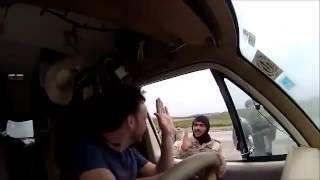 اضحك مع الجيش الكردي