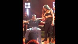getlinkyoutube.com-Ciara Gives Fan A Lap Dance - Jackie Tour