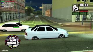 Grand Theft Auto San Andreas(MTA)Сервер БПАН