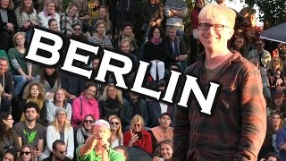 Joe Goes To Berlin