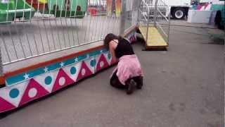 getlinkyoutube.com-Girl throwing up in public