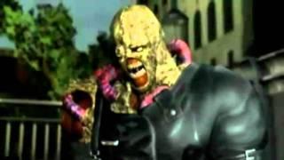 """getlinkyoutube.com-Ultimate Marvel vs Capcom 3 """"Resident Evil"""" (Chris, Wesker, Nemesis, Jill) combo video by Dragonken"""