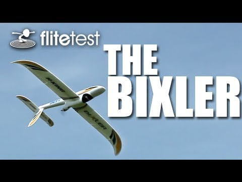 Flite Test - The Bixler - REVIEW