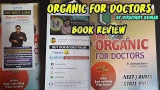ORGANIC FOR DOCTRS- BY Dushant Kumar I📗  BOOK REVIEW I