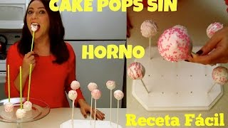 getlinkyoutube.com-¡¡Cake Pops sin Horno!!