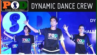getlinkyoutube.com-Dynamic Dance Crew - DDC at PODS | Guest showcase