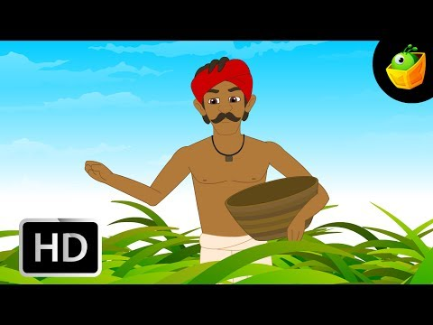 Uzhavar Vazhaga - Children Tamil Cartoon Songs Chellame Chellam Volume 5