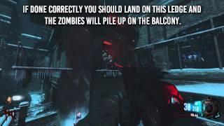 getlinkyoutube.com-*NEW* Black Ops 3 Zombie Glitches: The Giant SOLO Invincibility Pile Up Glitch! (BO3 Glitches)