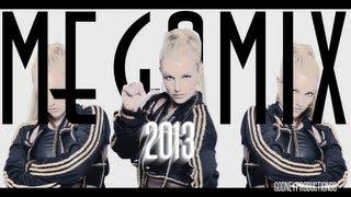 getlinkyoutube.com-Britney Spears - 2013 Megamix ( Godney Tribute )