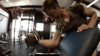 getlinkyoutube.com-Military Muscle | Sarah Brautigam - FULL ARM Annihilation Workout