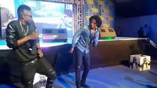 getlinkyoutube.com-How Lil Kesh Shut Down #StarMusicTrek 2015 Artiste Sign on Party With 'Shoki' and 'Gbese'