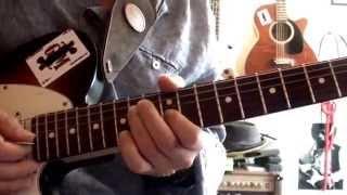 No Woman No Cry (Solo) + Cours De Guitare   TABS