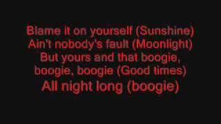 getlinkyoutube.com-The Jacksons (Blame it on the boogie) lyrics