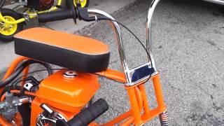 getlinkyoutube.com-GT minibikes, Cat's