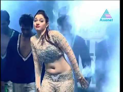 Tamanna  Navel Shake