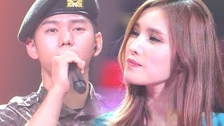 getlinkyoutube.com-Gummy & DOTS's The Most Touching Duet Ever! 'You're my everything' 《Fantastic Duo》 판타스틱 듀오 EP18