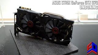 getlinkyoutube.com-ASUS STRIX GeForce GTX 970 Unboxing