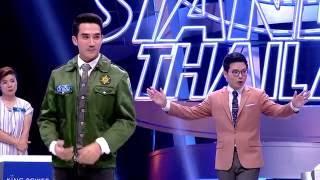 getlinkyoutube.com-บิ๊กเอ็ม กับการดวลกับนักสู้ทั้ง 10 คน | ตกสิบหยิบล้าน Still Standing Thailand - 21 มิ.ย.59 [FULL]
