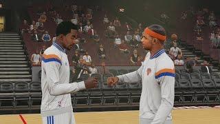 getlinkyoutube.com-NBA 2K15 PS4 My Career - Dwight Howard's Debut!