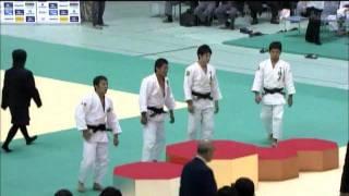 getlinkyoutube.com-講道館杯柔道2011 男子60㎏級決勝 平岡拓晃敗退!