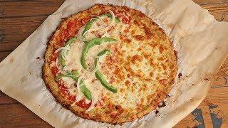 🍕🍕🍕 The Best Cauliflower Pizza Recipe | Episode 1232