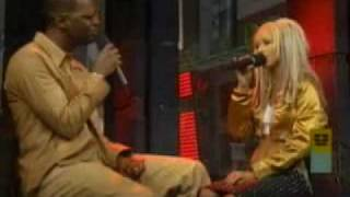 getlinkyoutube.com-Christina Aguilera & Brian McKnight - Have Yourself a Merry Little Christmas