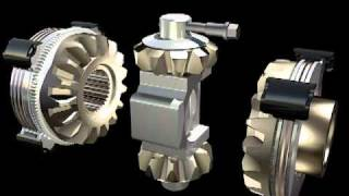 getlinkyoutube.com-Eaton Mechanical Locking Differential