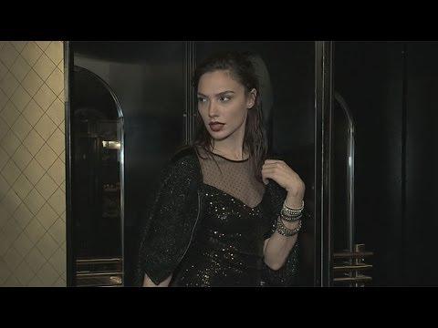 סילבסטר 2014 - גל גדות בצילומי הפקת אופנה לגוו סטייל