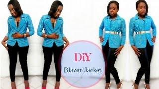 getlinkyoutube.com-How to make a Blazer/Jacket (for beginners)