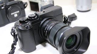 getlinkyoutube.com-Panasonic Lumix GX8 Review