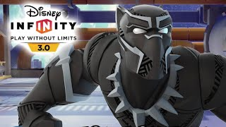 getlinkyoutube.com-Disney Infinity 3.0  Black Panther gameplay
