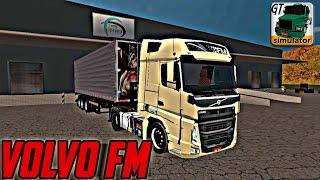getlinkyoutube.com-Grand Truck Simulator - Volvo FM + Bau
