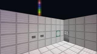 getlinkyoutube.com-Minecraft ビーコン混色機&それを使ったパスワード扉
